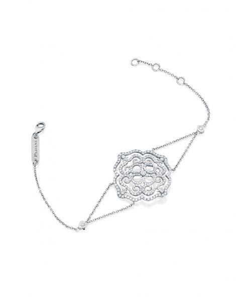 Violetto Lace Bracelet