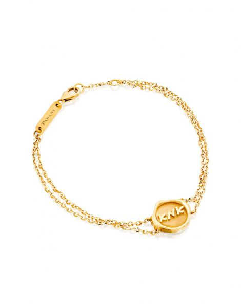 Mother Signet Bracelet