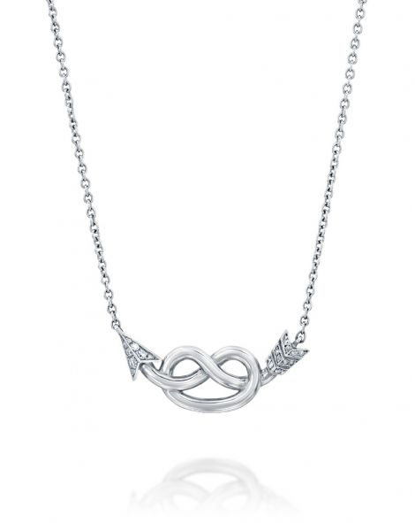 Flow Infinity Necklace