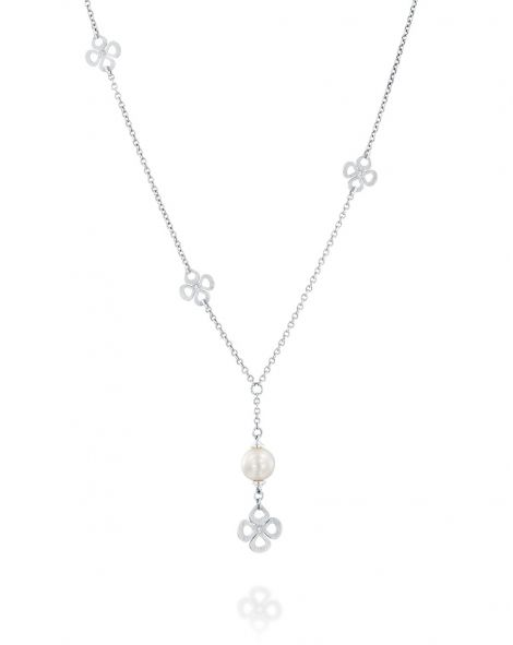 Miss Violetto Pearl Necklace
