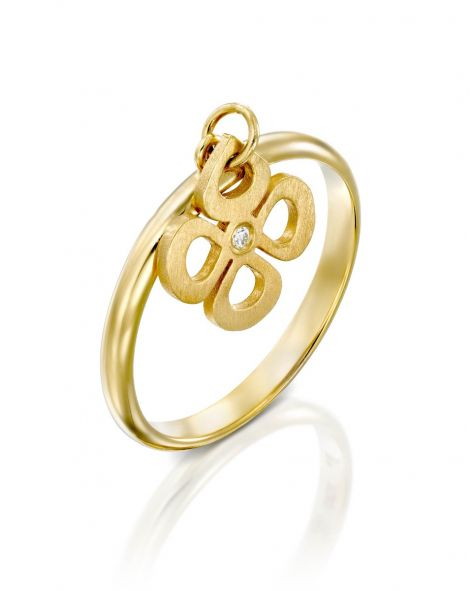 Miss Violetto Ring