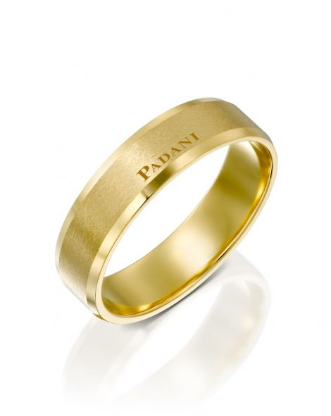 Wedding Band 4 mm