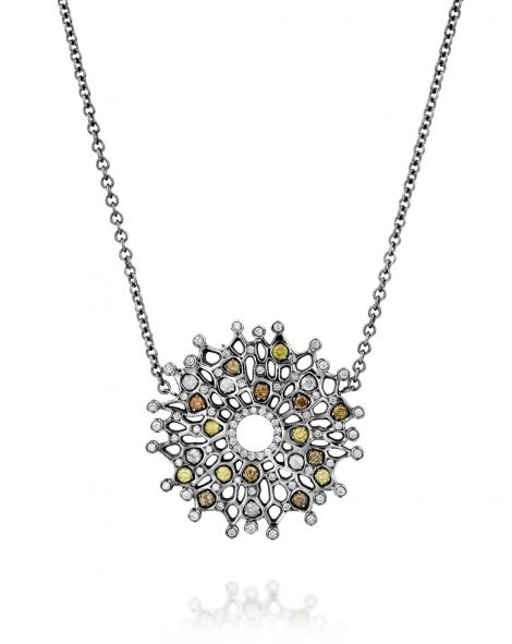 Rejoice Sun Necklace