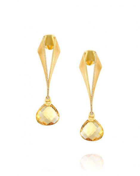 Pliage Earrings