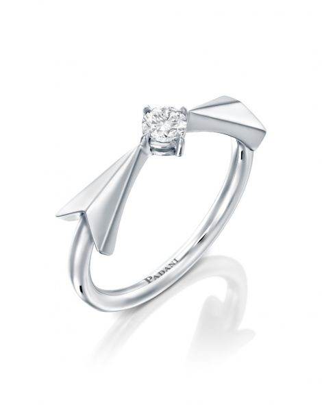 Flow Solitaire Arrows Ring
