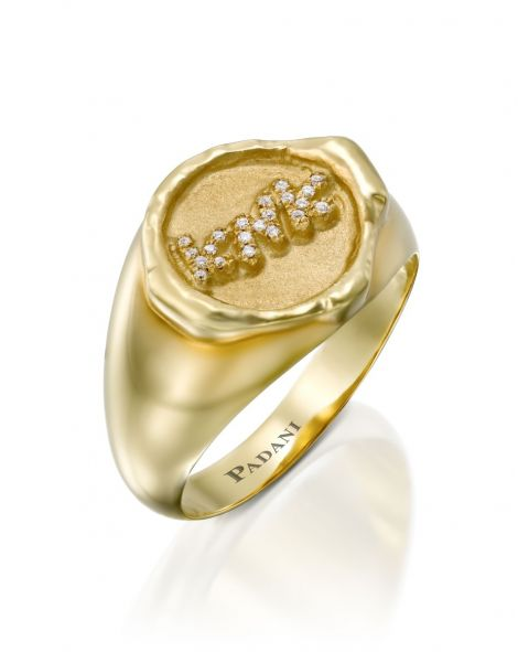 Mother Diamonds Ring