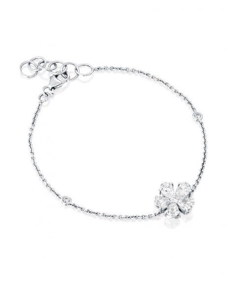 Jovane Flower Bracelet