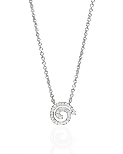 Nautilus Small Diamonds Necklace