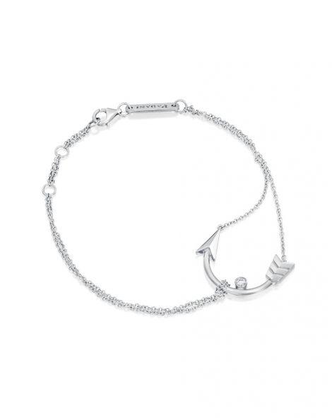 Flow Horseshoe Arrow Bracelet