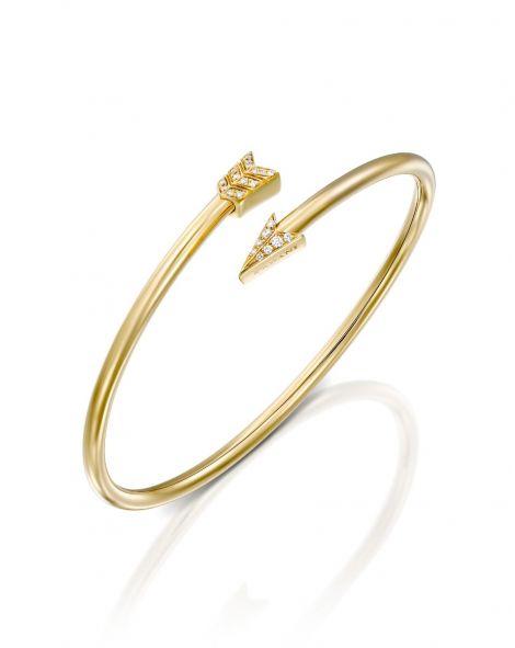 Flow Open Bracelet