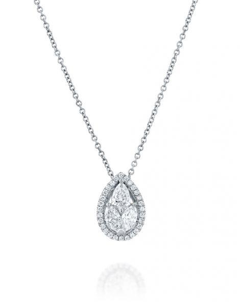 Malvene Big Leaf Necklace