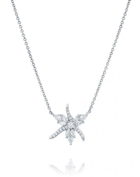 Malvene Star Necklace