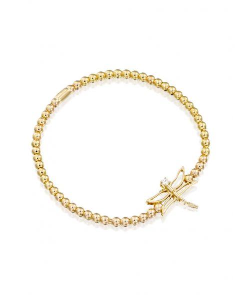 Dragonfly Beads Bracelet