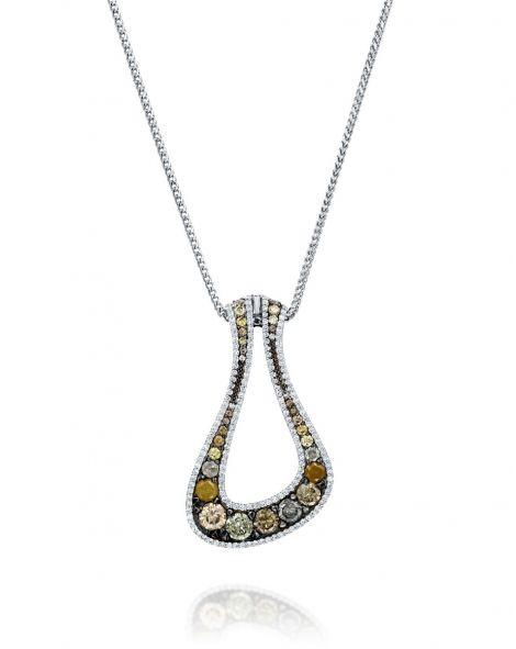 Rejoice Loop Necklace