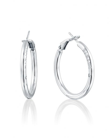 Hoop Earrings 25 mm