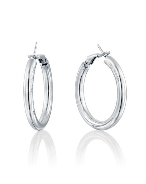Hoop Earrings 20 mm