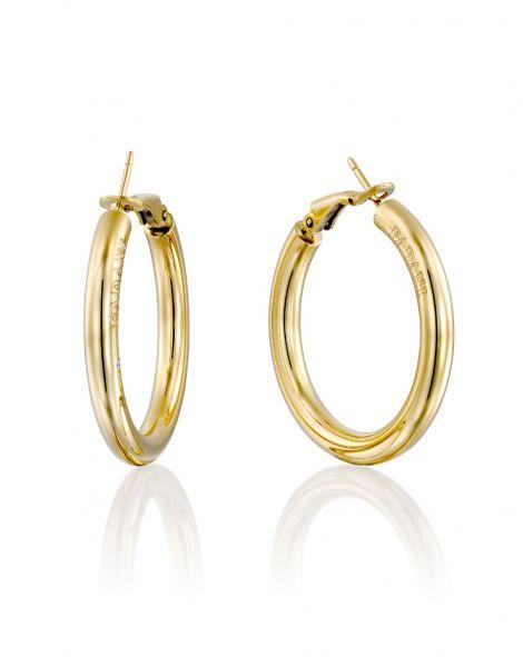 Hoop Earrings 25 mm
