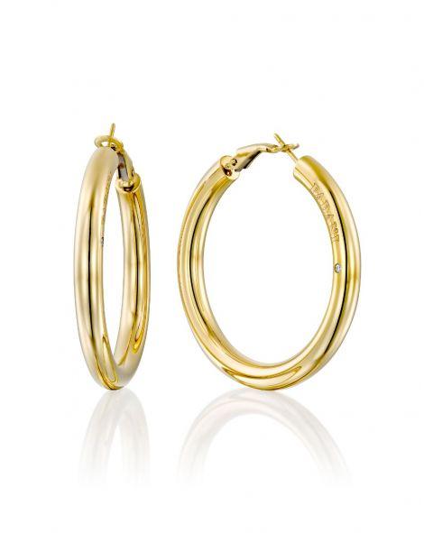 Hoop Earrings 35 mm