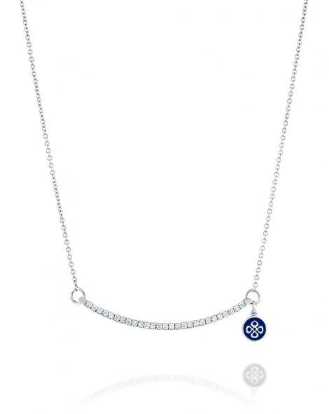 Violetto Diamonds Necklace