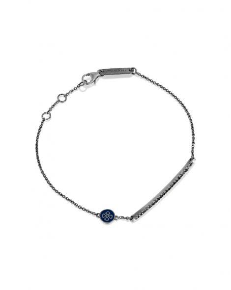 Violetto Black Bracelet
