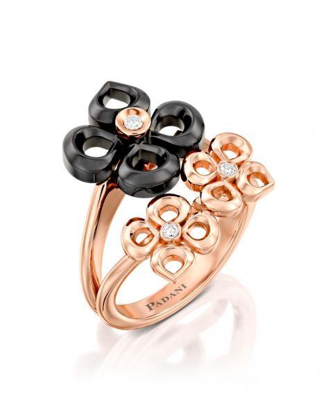 Violetto Ceramic Ring