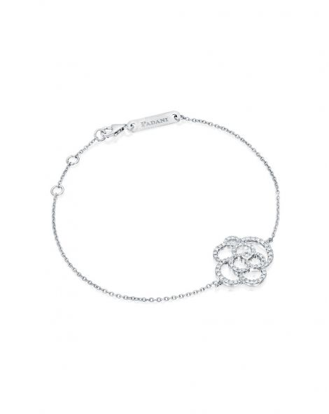 Clouds Diamond Bracelet