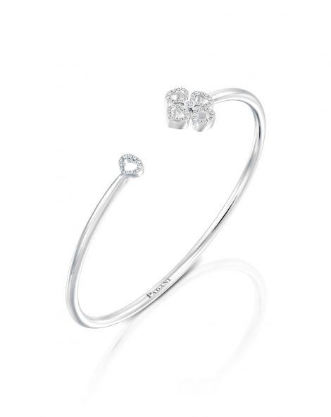 Violetto Open Diamonds Bracelet