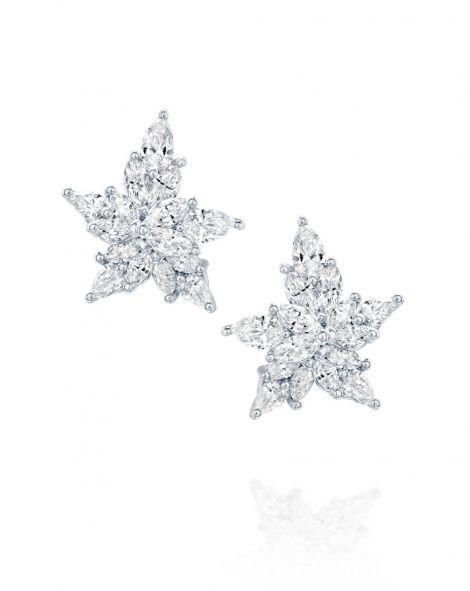 Malvene Stars Earrings