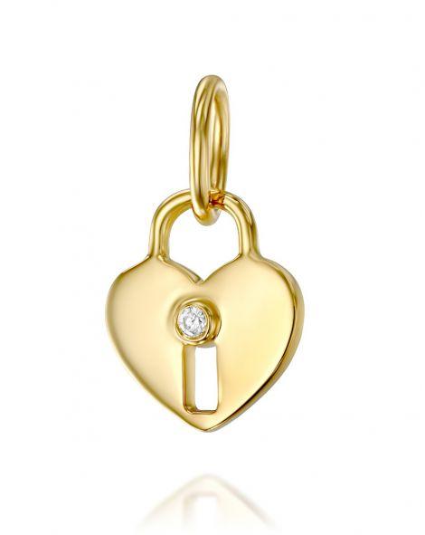 Lock Mini Pendant