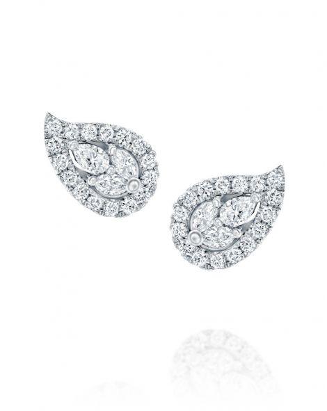Malvene Small Drop Earrings