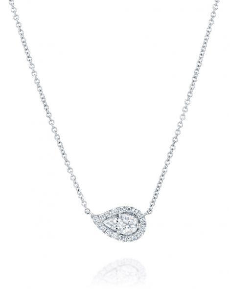 Malvene Drop Necklace