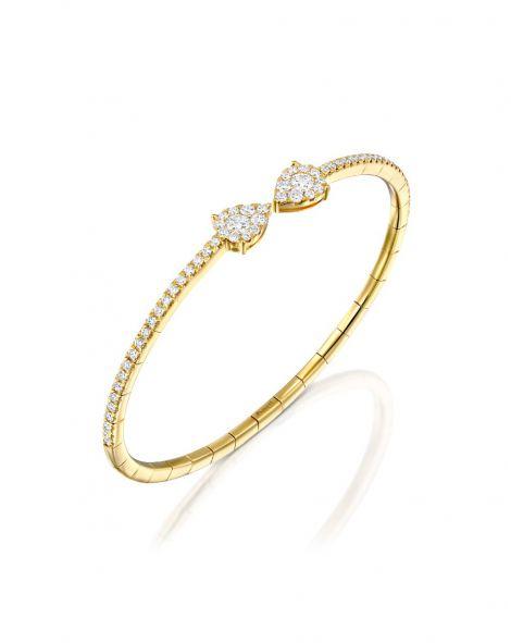 Jovane Two Drops Bracelet