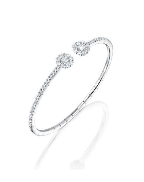 Jovane Open Bracelet