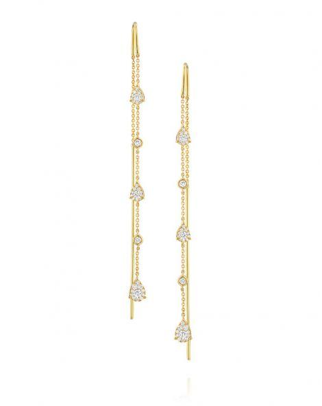 Jovane Multi Drop Earrings
