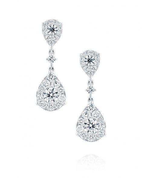 Jovane Two Drops Earrings