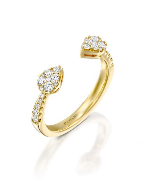 Jovane Open Ring