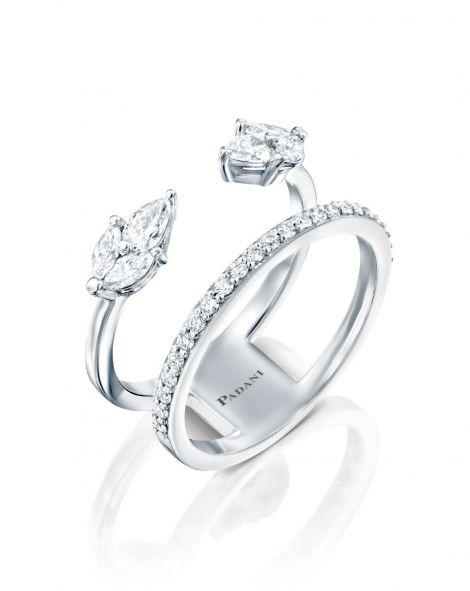 Malvene Double Ring