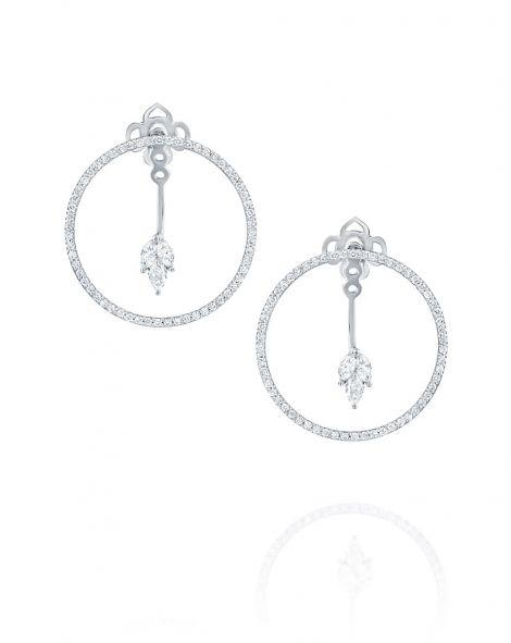Malvene Hoop Earrings