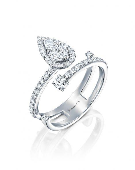 Malvene Open Ring