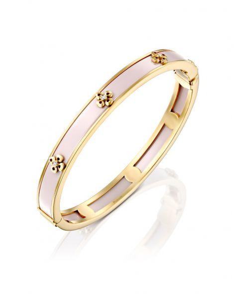 Violetto Ceramic Bangle Bracelet