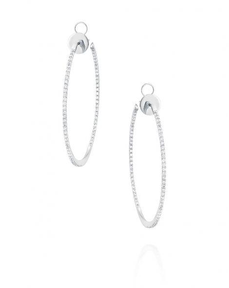 Jovane Hoop Earrings