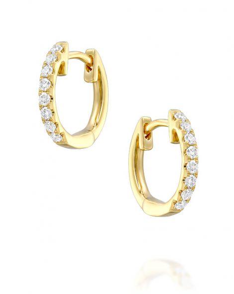 Jovane Oval Earrings