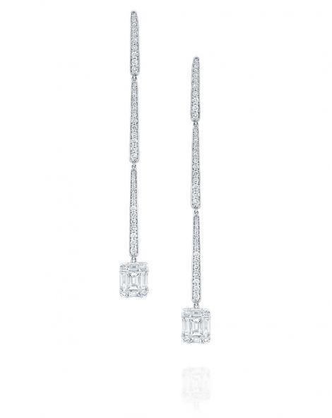 Jovane Long Earrings