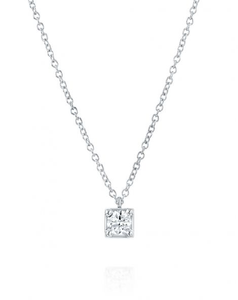 Diamond Necklace - 0.26