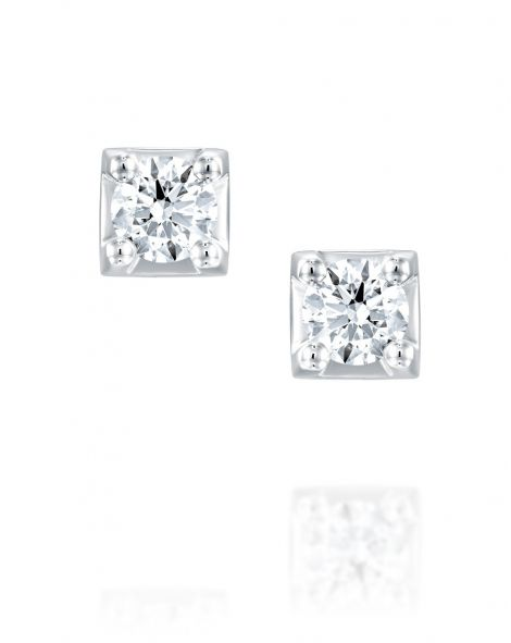 Diamond Earrings - 0.19