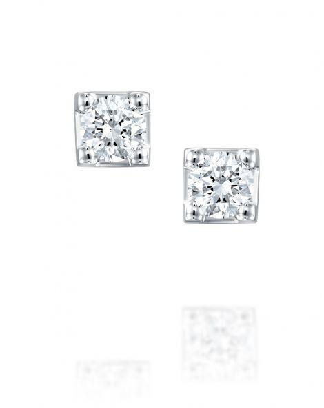 Diamond Earrings - 0.30