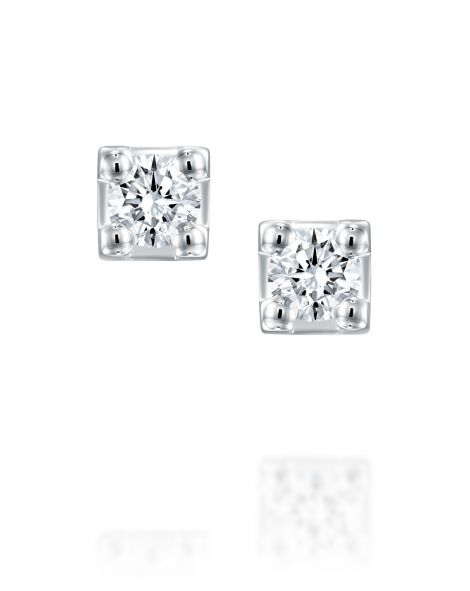 Diamond Earrings - 0.50