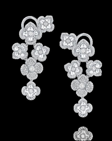 Violetto Shine Earrings