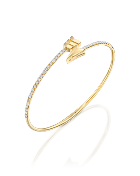 Flow Diamonds Bracelet