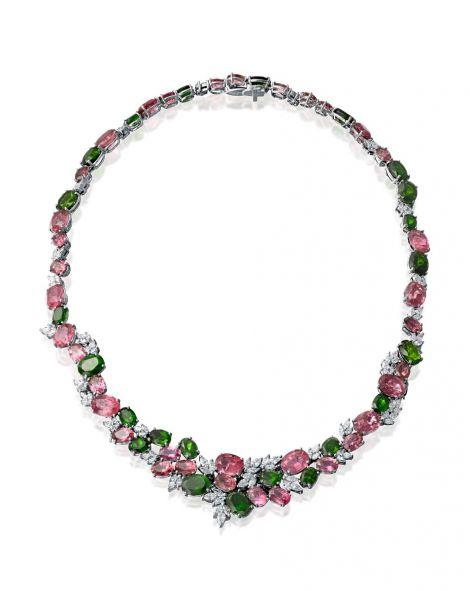 One Of a Kind Malvene Necklace